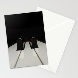 PIANO MUSIC - A DO-RE-ME Stationery Cards