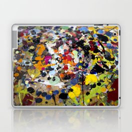 Palette. In the original sense of the word. Laptop & iPad Skin