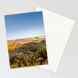 Iceland middle of nowhere Stationery Cards