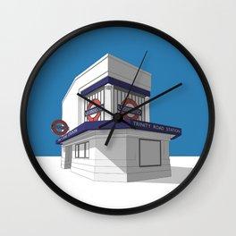 Trinity Road (Tooting Bec) Wall Clock