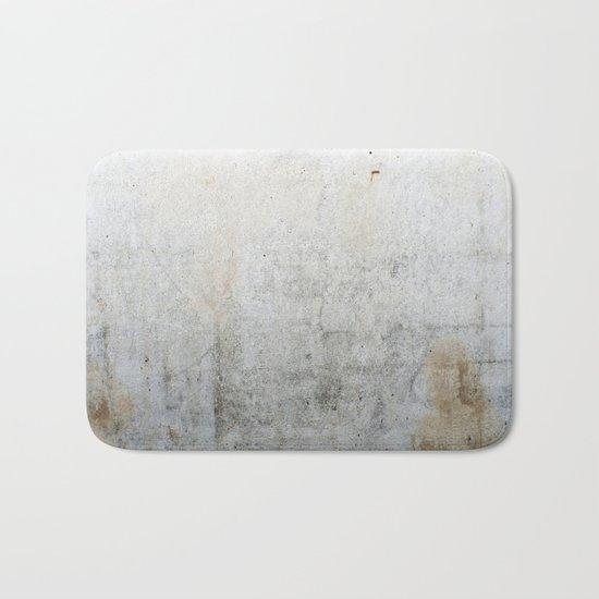 Concrete Style Texture Bath Mat