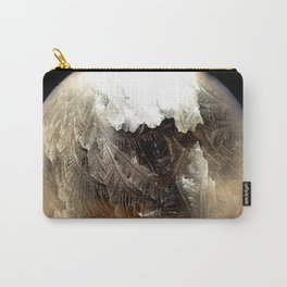 Bubble Frozen in Time Carry-All Pouch