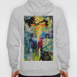 Abstract Design #2 Hoody