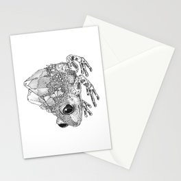Romancing the stone Stationery Cards
