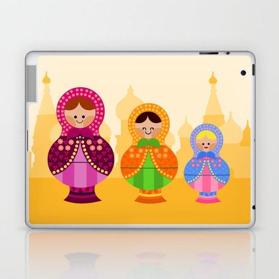 Matrioskas 2 (Russian dolls 2) Laptop & iPad Skin