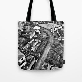 Madeira from Above Tote Bag