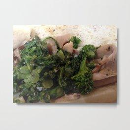 DiNic's Roast Pork Metal Print