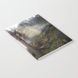 Mist Trail Notebook