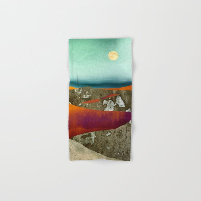 Desert Moon Hand & Bath Towel