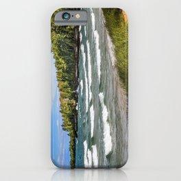 Au Train Bay iPhone Case