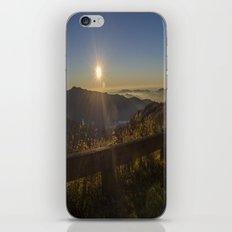 Sunrise on the Blue Ridge  iPhone & iPod Skin