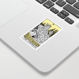 Modern Tarot Design - 3 The Empress Sticker