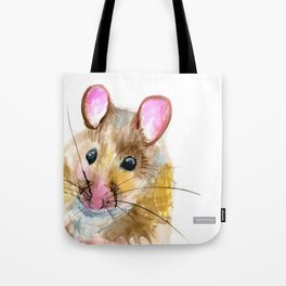 Inky Mouse Tote Bag