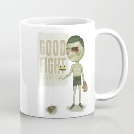 GO THE DISTANCE Coffee Mug