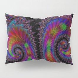 Peacock Fantasies Pillow Sham