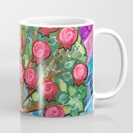 Pomegranate Tree Coffee Mug