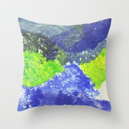 Beauty Of The Earth Throw Pillow