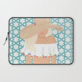 The Summer Girl Laptop Sleeve