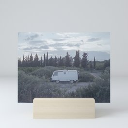 Heroes of the frontier Mini Art Print