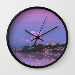 Tacoma Wall Clock