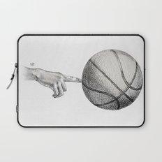Basketball spin Laptop Sleeve