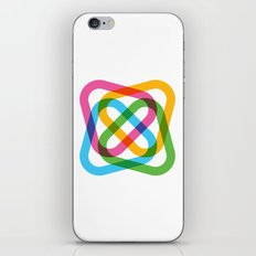 Whirlpool iPhone & iPod Skin