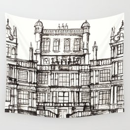 Wollaton Hall Wall Tapestry