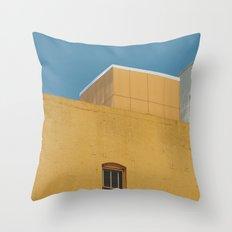 Urban Pop Throw Pillow