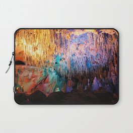 Rainbow Cavern Laptop Sleeve