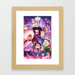Steven Family Framed Art Print