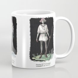 Folklore / Rusalka, Bard and the Boy Coffee Mug