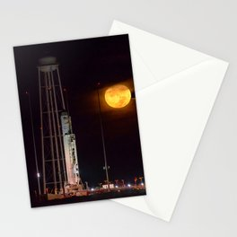 150. Orbital ATK Cargo Mission Set For Launch to Space Station Stationery Cards