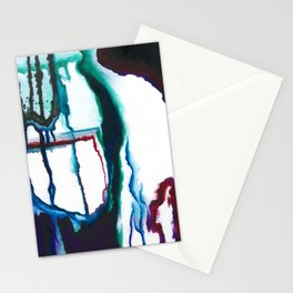 A State of Apprehension and Tension Stationery Cards