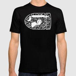 Bullet Bill #CrackedOutBadGuys T-shirt