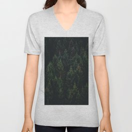 Forest of Pines Unisex V-Neck