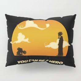 My Hero Sunset Pillow Sham