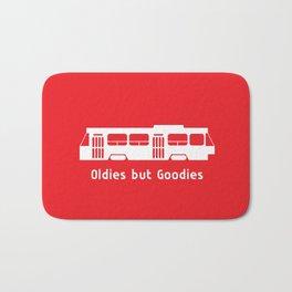 Oldies but Goodies - Streetcar, Toronto, ON, Canada Bath Mat