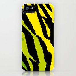 Rainbow Tiger iPhone Case