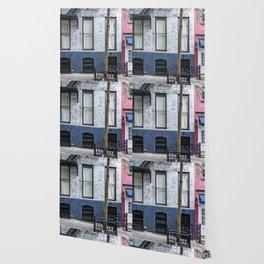 Old Greenwich Village apartment Wallpaper