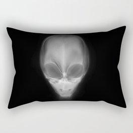 Alien X-Ray Rectangular Pillow