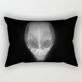 Alien X-Ray Rectangular Pillow
