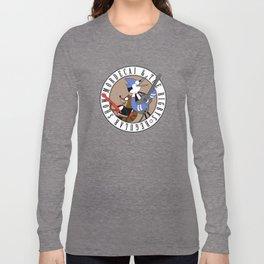 Mordecai and the Rigbys Long Sleeve T-shirt