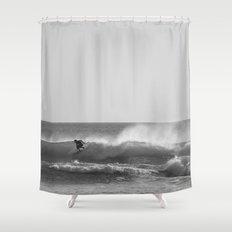 Alone Again Shower Curtain