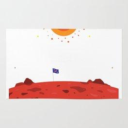 Mars Exploration Rug