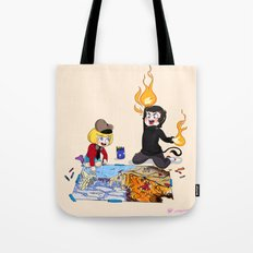 South Park :: Pip and Damien Tote Bag