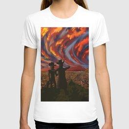 Above-Board Templo T-shirt