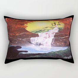 Washed Clean Rectangular Pillow
