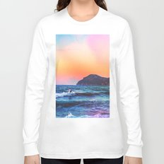 the waves. Long Sleeve T-shirt
