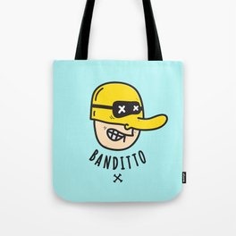 Banditto Tote Bag