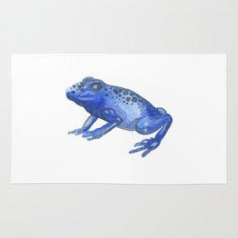 Les Animaux: Poison Dart Frog Rug